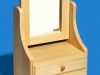 Art.No. 93 Mini chest of drawers - beech. Measures